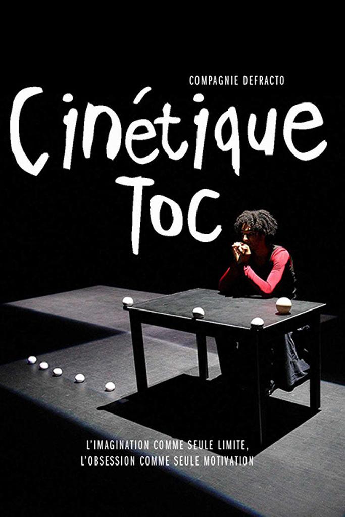 Affiche cinétique Toc