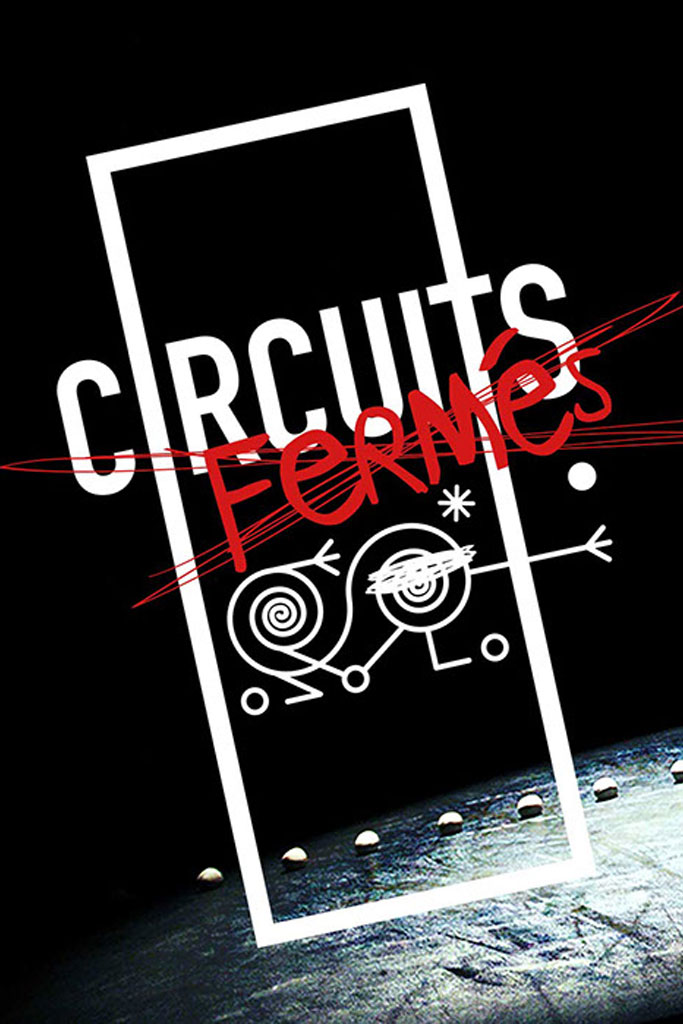 affiche circuits fermes
